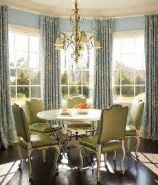 Bow Window Treatment beaux mondes designs bay bliss seven design compositions