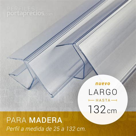 madera para estantes portaprecios para estanter 237 as de madera porta etiquetas