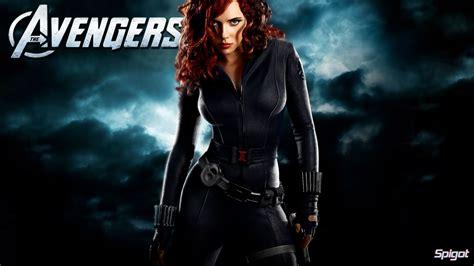 wallpaper black widow avengers avengers movie logo wallpaper download wallpapers foto