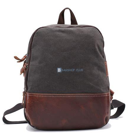 canvas backpacks for men rucksack canvas bag shop club