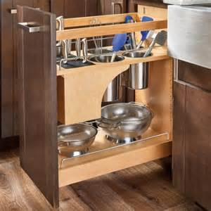 rev a shelf pull out wood base cabinet organizer walmart