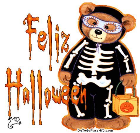 imagenes feliz dia halloween feliz dia de halloween osito universo guia