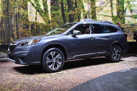 2020 subaru outback turbo 2020 subaru outback is still rugged but more user friendly