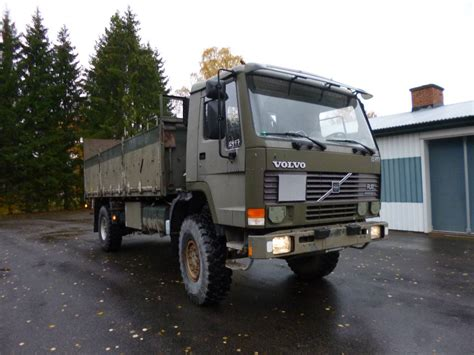 used volvo 4x4 used volvo fl10 4x4 flatbed dropside year 1993 for sale