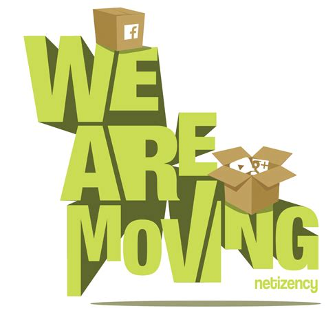 Is Moving To by We Are Moving Netizency