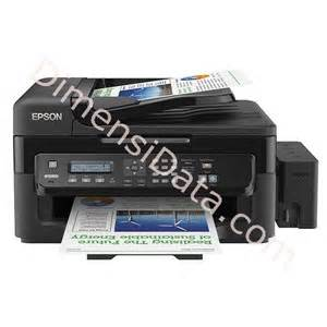 Dan Spesifikasi Printer Epson L550 All In One jual printer epson l550 all in one harga murah