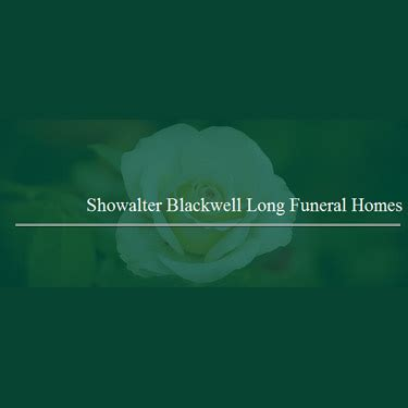 showalter blackwell funeral homes union county
