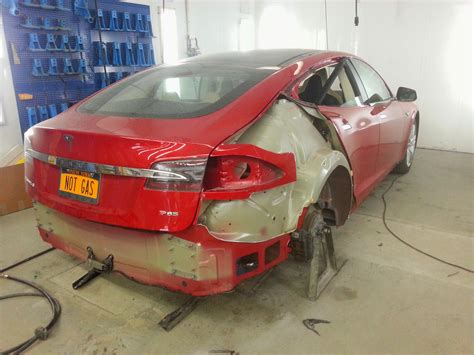 Tesla Repair Aluminum Auto Repairs State Customnorth State
