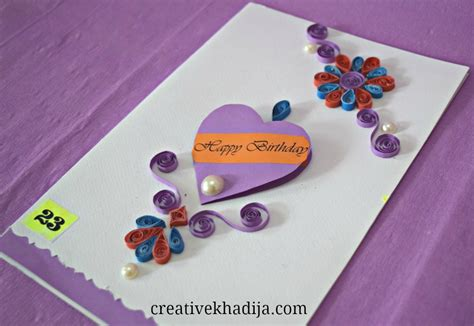Handmade For Sale - how to make eid cards greeting birthday wishing cards
