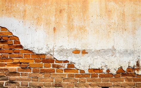 Old Wall Plaster Bricks Wallpapers Pictures Photos Images