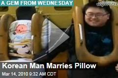 Korean Marries Pillow by Fate Testarossa News Stories About Fate Testarossa