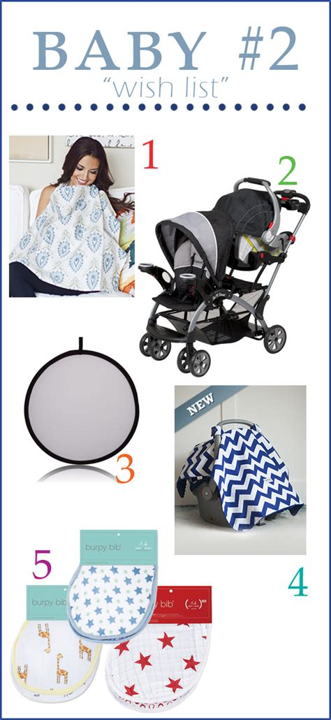 10 Gorgeous Items To Wish For This by Baby 2 Wish List 187 One Beautiful Home