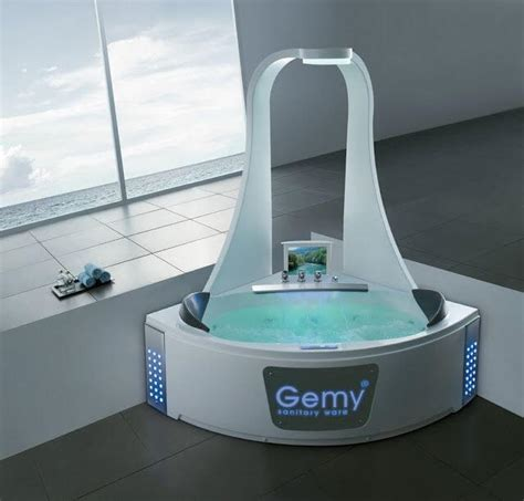 bathrooms set to become more hi tech in future 10 sci fi looking bathrooms that are available right now