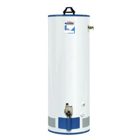 40 gal 6 year 34 000 btu mobile home atmospheric