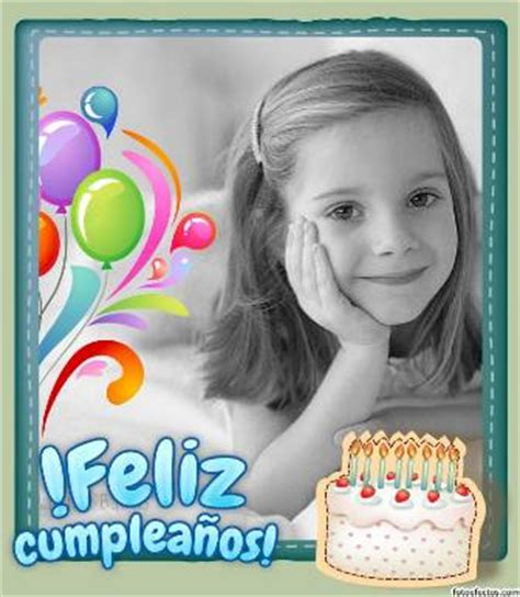 fotomontajes de feliz cumplea os fotomontajes infantiles marcos tag 187 fotomontajes feliz cumplea 241 os 171 fotomontajes