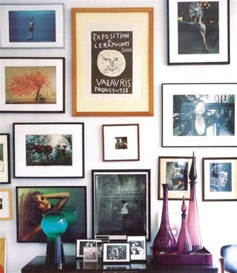 How To Hang Framed Pictures Without Nails