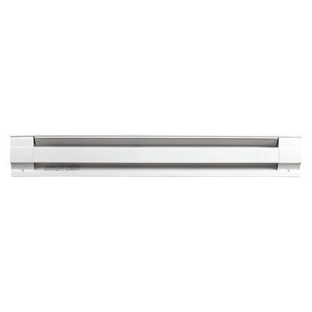 24 inch baseboard heater cadet 24 quot electric baseboard heater white 262 350w 208