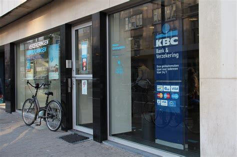 bank kbc kbc bank borgerhout centrum borgerhout tv
