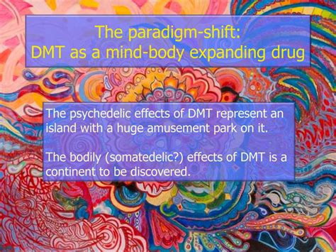 dmt research paper dmt a tool to extend survival in clinical indiegogo