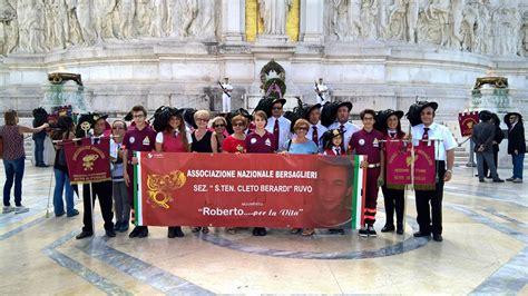 presa di porta pia i bersaglieri di ruvo a roma per il 145 176 anniversario