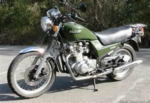 Suzuki Tempter Gr650 Suzuki Gr650 Tempter Classic Motorcycle Review