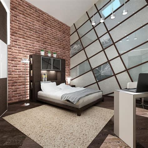 Loft Bedroom Interior Design Ideas Bedroom Interior Design Loft Bedroom House Interior