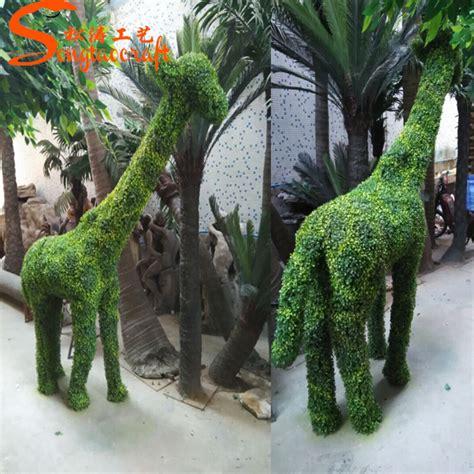 cheap topiary trees artificial wholesale cheap outdoor garden artificial topiary animal