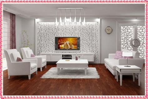 On Trend Living Room Wallpaper Wallpaper Tv Background Decorations Tv Background