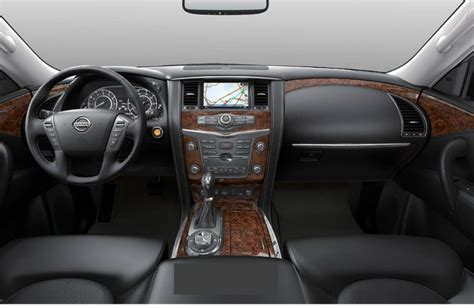 2017 nissan armada black interior 2017 nissan armada exterior color options