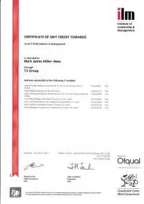 mhr level 5 nvq