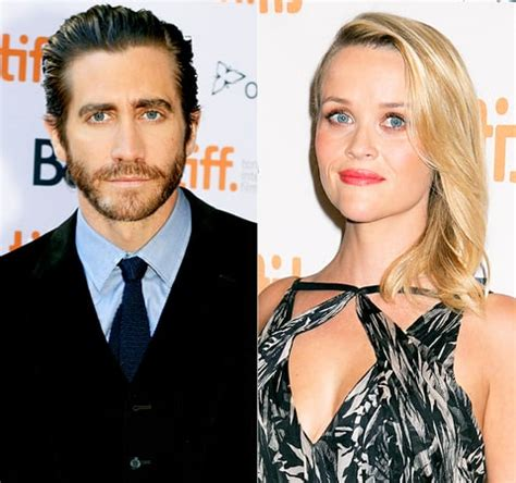 New Alert Reese And Jake by Jake Gyllenhaal Attends The Premiere Of Quot Enemy Quot And Reese