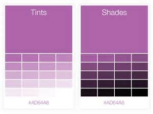 Shades Of Purple Color Chart Different Shades Of Purple Color Chart Viewing Gallery