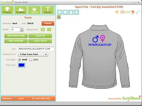 aplikasi desain jaket online software desain kaos jaket topi dll 3d android modification