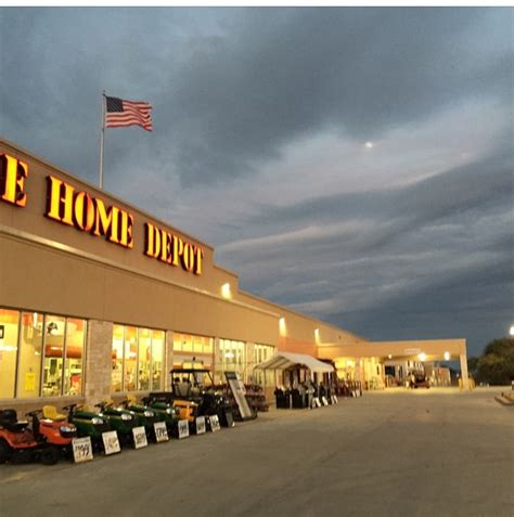 the home depot san antonio tx business information