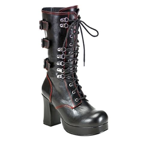 demonia swing 101 demonia gothika 101 platform boots demonia shoes