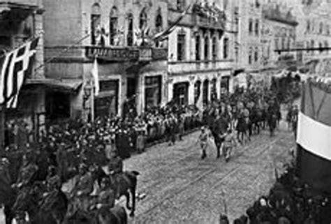 Ataturk Rise To Power Timeline Timetoast Timelines Ottoman Occupation