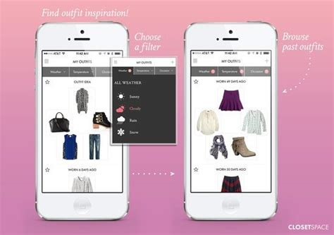 Wardrobe Apps 7 popular wardrobe and planning apps reviewed