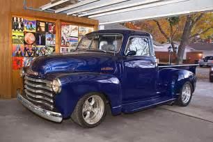 Tulsa Chevrolet Tulsa Chevy Truck 1948 50 52 53 Chevrolet Blue
