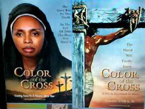 color of the cross friday the only n word black jesus so called