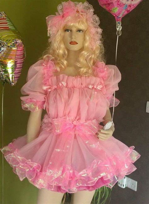 sissy frilly party dress 359 best images about sissy fashion on pinterest maid
