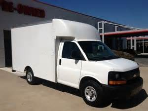 sell used chevy express 3500 commerical cutaway box