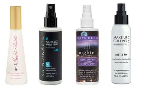 Makeup Setting Spray makeup setting spray it s all in the details