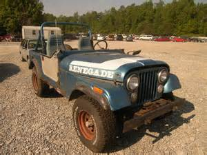 Jeep Cj7 For Sale By Owner 1981 Jeep Cj7 310 Copart Road Dunn Nc 28334 Usa