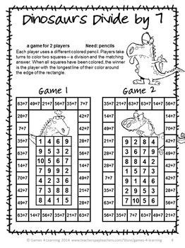 easy printable division games 1000 images about division on pinterest division games