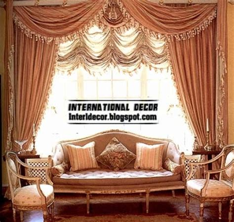 luxury drapery interior design luxurious interior designs top 10 decor element to create