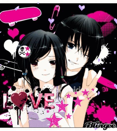imagenes de amor emo hd emo love fotograf 237 a 109066607 blingee com
