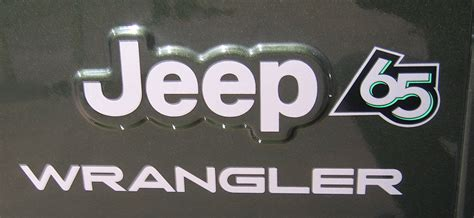 Jeep Wrangler Emblems Jeep Related Emblems Cartype