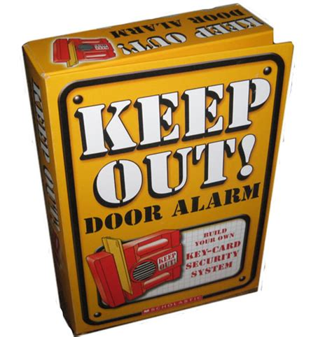 bedroom door alarm everythingplay keep out door alarm system gadget review compare prices buy online