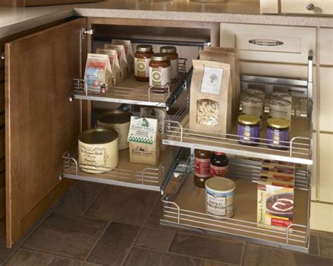 kitchen cabinet blind corner solutions woodworking