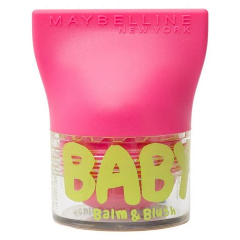 Baby Pink Maybelline maybelline baby balm blush 02 flirty pink
